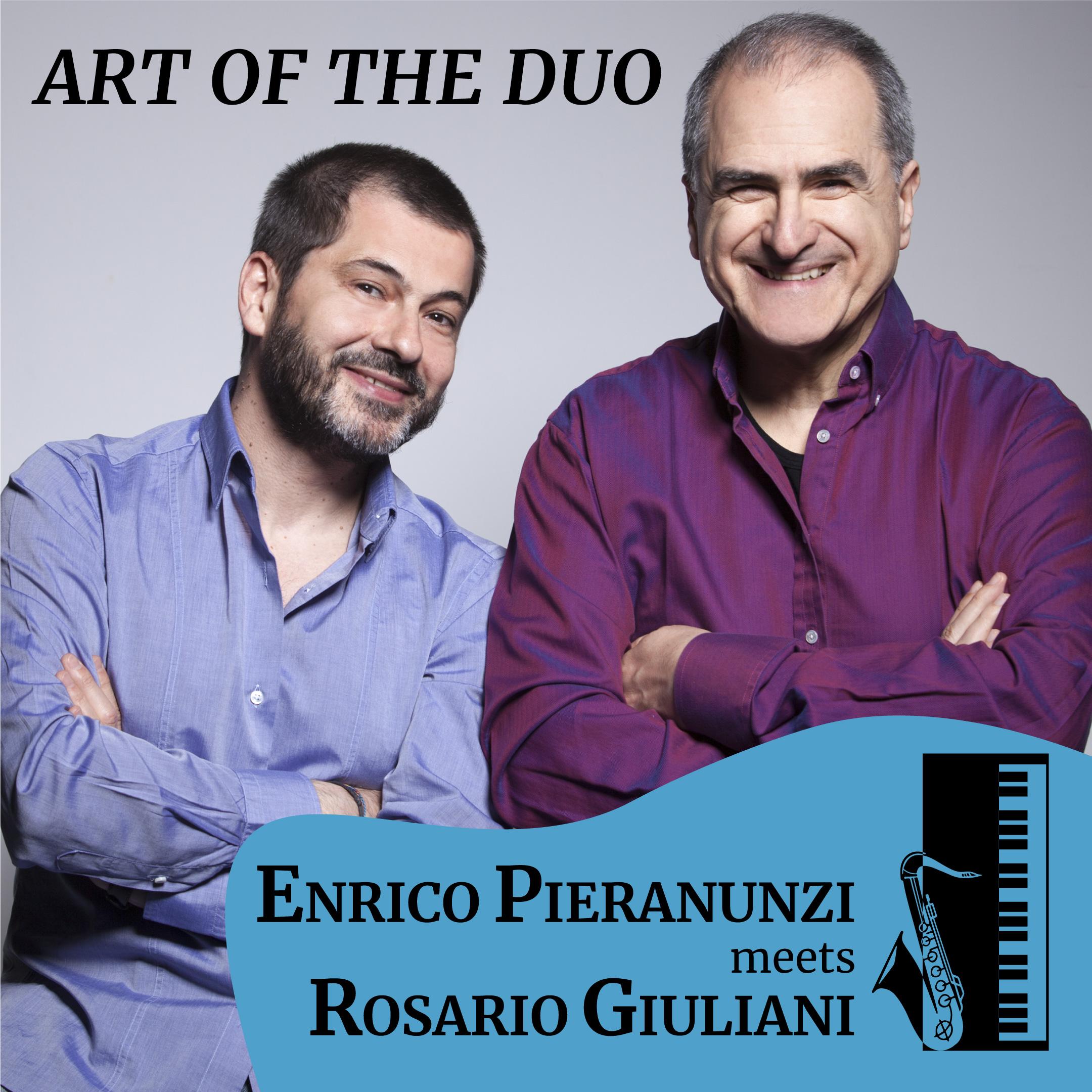 Enrico Pieranunzi e Rosario Giuliani